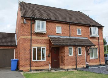 Thumbnail 3 bed property to rent in Haweswater Road, Kettering