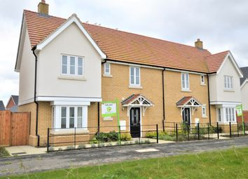 Thumbnail 2 bed semi-detached house for sale in Grange Road, Tiptree, Colchester