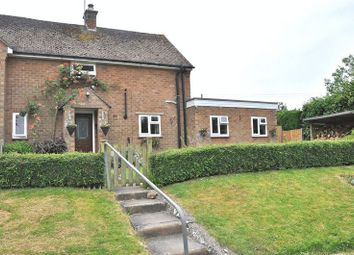 Thumbnail 3 bed semi-detached house for sale in Nightingale Lane, Cleeve Prior, Evesham