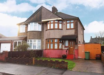 Thumbnail 3 bed semi-detached house to rent in Carisbrooke Avenue, Bexley