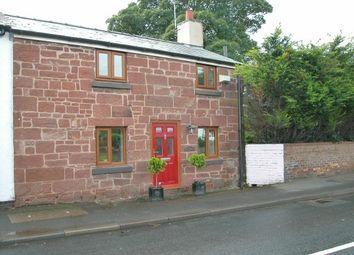Thumbnail 2 bed cottage to rent in Neston Road, Willaston, Neston