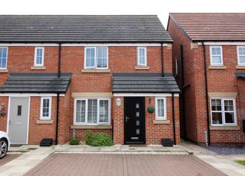 3 bed end terrace house for sale in Voyager Close, Fleetwood FY7