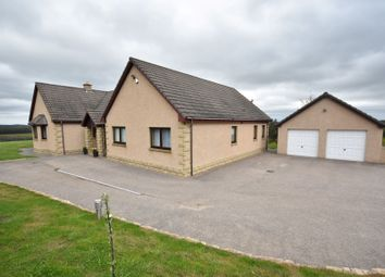 Thumbnail 4 bed detached bungalow for sale in Wardend, Elgin
