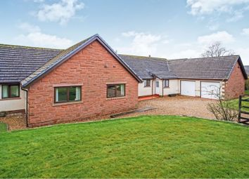 Thumbnail 4 bed detached bungalow for sale in Ruckcroft, Carlisle