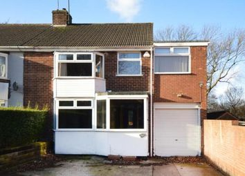 Thumbnail 3 bedroom semi-detached house for sale in Penrith Road, Shirecliffe, Sheffield