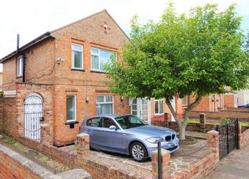 Thumbnail 3 bed semi-detached house to rent in Harlaxton Street, Leicester