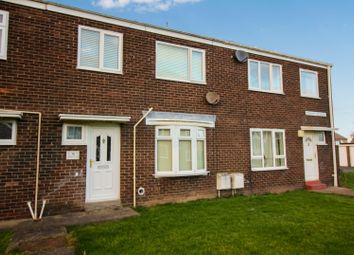 Thumbnail 3 bed terraced house for sale in Coquet Square, Hadston, Morpeth, Northumberland
