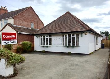 Thumbnail 4 bedroom detached bungalow for sale in Kingsfield Road, Barwell, Leicester