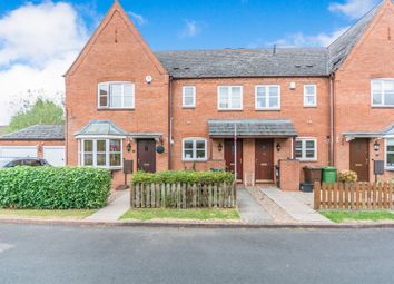 Thumbnail 2 bed terraced house for sale in Ivy Way, Shirley, Solihull