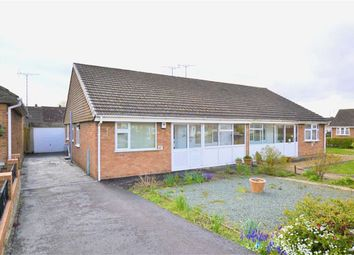 Thumbnail 3 bed semi-detached bungalow for sale in Derwent Drive, Swindon