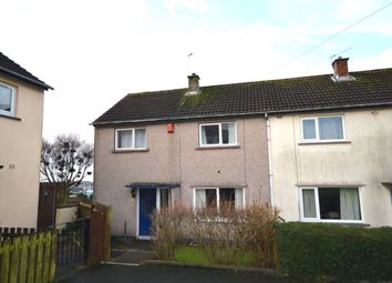 Thumbnail 3 bed semi-detached house to rent in Hillary Close, Salterbeck, Workington