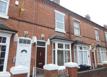 Thumbnail 2 bed terraced house to rent in Hubert Road, Selly Oak, Birmingham