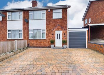Stuart Close, Tapton, Chesterfield S41. 3 bed semi-detached house for sale