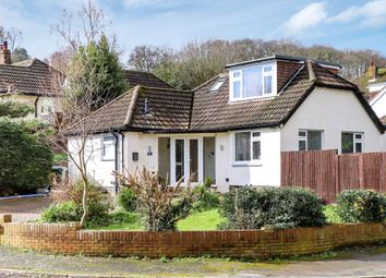 Thumbnail 3 bed detached bungalow for sale in High Ridge, Hythe