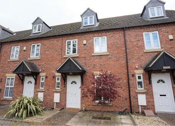Thumbnail 4 bed terraced house for sale in Grosvenor Court, Lincoln