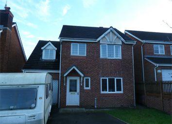 Thumbnail 4 bed detached house for sale in Cwrt Y Fedwen, Cwmfelin, Maesteg, Mid Glamorgan