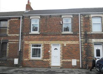 Thumbnail 2 bedroom terraced house for sale in North Road West, Wingate
