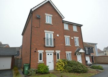 Thumbnail 3 bed semi-detached house for sale in Coronach Close, Queens Hills, Costessey, Norwich