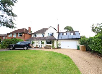 Thumbnail 6 bed detached house to rent in The Oaks, West Byfleet