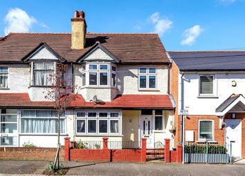 Thumbnail 3 bed terraced house for sale in Merton Place, Nelson Grove Road, London