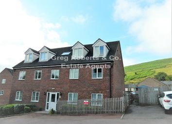 Thumbnail 2 bed flat for sale in Pidwelt Rise, Pontlottyn, Caerphilly County.