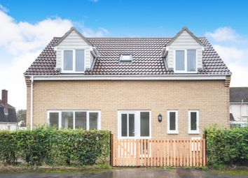 Thumbnail 3 bed detached house for sale in Centre Road, Soham, Ely