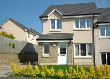Thumbnail 3 bed semi-detached house for sale in Whitehall Close, Chirnside