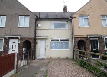 Thumbnail 2 bed terraced house to rent in Chiltern Road, Goole
