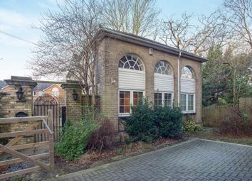 Thumbnail 4 bed detached house for sale in Epsom, Surrey