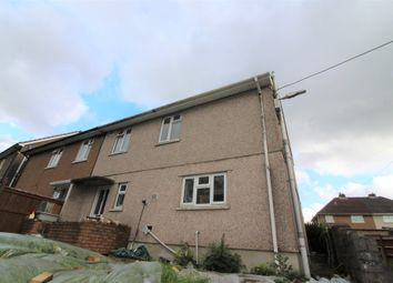 Thumbnail 3 bed semi-detached house for sale in Central Avenue, Oakdale, Blackwood