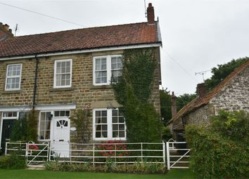 Thumbnail 3 bed cottage to rent in Main Street, Levisham, Pickering