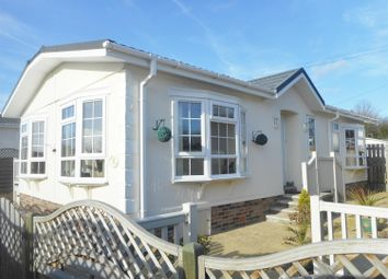 Thumbnail 2 bed mobile/park home for sale in The Mews, New Park, Ripon