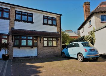 Thumbnail 3 bed semi-detached house for sale in Saville Road, Chadwell Heath