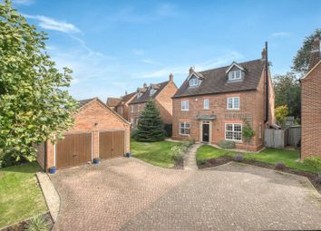 Thumbnail 4 bed detached house for sale in Lower Drive, Besford, Worcester, Worcestershire