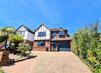 Thumbnail 5 bed detached house for sale in Eastwood Old Road, Leigh-On-Sea, Essex