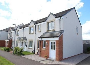 Thumbnail 3 bedroom end terrace house for sale in Forge Crescent, Bishopton, Renfrewshire