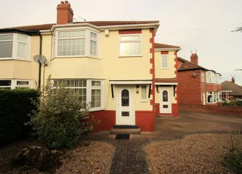 Thumbnail 4 bed semi-detached house for sale in Woodland Road, Halton, Leeds