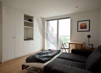 Thumbnail  Studio to rent in Caspian Wharf, 1 Yeo Street, Bow, London, UK