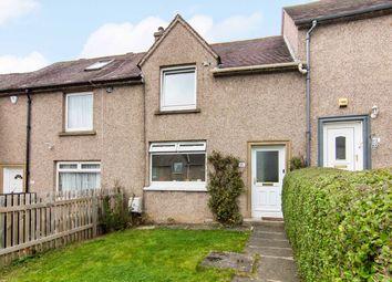 Thumbnail 2 bedroom terraced house for sale in Clermiston Hill, Clermiston, Edinburgh