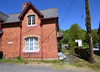Thumbnail 2 bed cottage to rent in Pocombe Bridge, Exeter