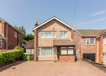 Thumbnail 3 bed detached house for sale in Meadvale Road, Rumney, Cardiff