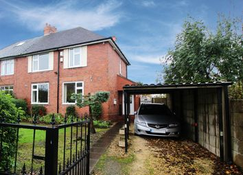 Thumbnail 3 bed semi-detached house for sale in Stewarts Road, Halesowen, West Midlands