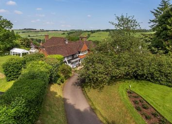 Thumbnail 6 bedroom detached house for sale in Upper Court Road, Woldingham, Caterham