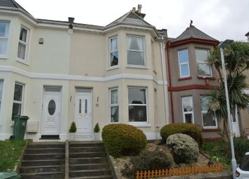 Thumbnail 4 bed terraced house for sale in St. Georges Terrace, Plymouth