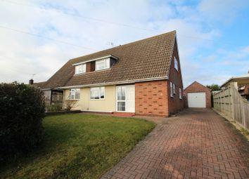 Thumbnail 3 bedroom property for sale in Bernham Road, Hellesdon, Norwich