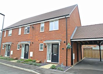Thumbnail 2 bed end terrace house for sale in Madeira Meadows, Bletchley, Milton Keynes