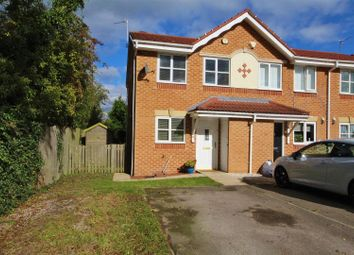Thumbnail 2 bed end terrace house for sale in Rainsborough Way, York