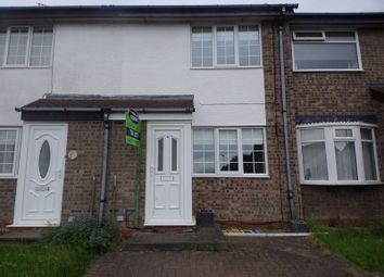 Thumbnail 2 bed terraced house for sale in Stirling Drive, Bedlington