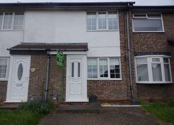 Thumbnail 2 bedroom terraced house for sale in Stirling Drive, Bedlington
