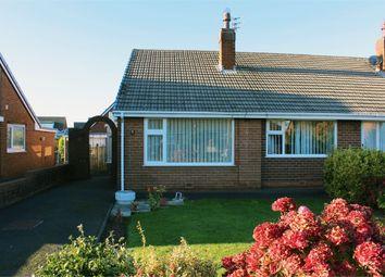 Thumbnail 2 bed semi-detached bungalow for sale in Gisburn Avenue, Lytham St Annes, Lancashire